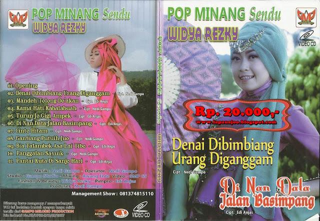 Widya Rezky - Denai Dibimbiang Urang Diganggam (Album Pop Minang Sendu)