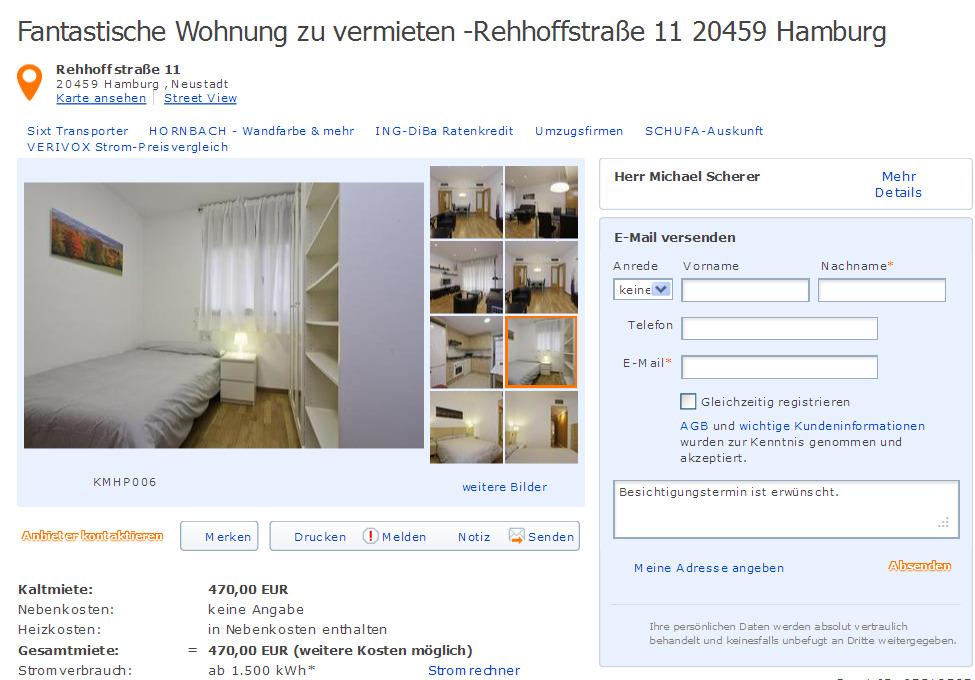 fantastische wohnung zu vermieten informationen ber. Black Bedroom Furniture Sets. Home Design Ideas