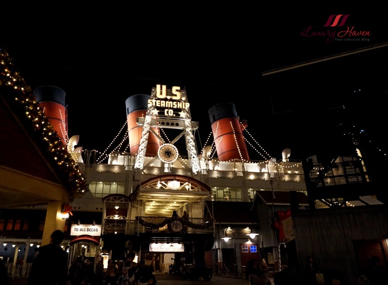disneysea review american waterfront us steamship