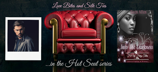 In the #HotSeat: Rip from In The Darkness by Siren Allen | #ColorofLoveHop #PNR @SirenAllen #Giveaway