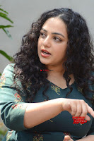 Nithya Menon promotes her latest movie in Green Tight Dress ~  Exclusive Galleries 021.jpg