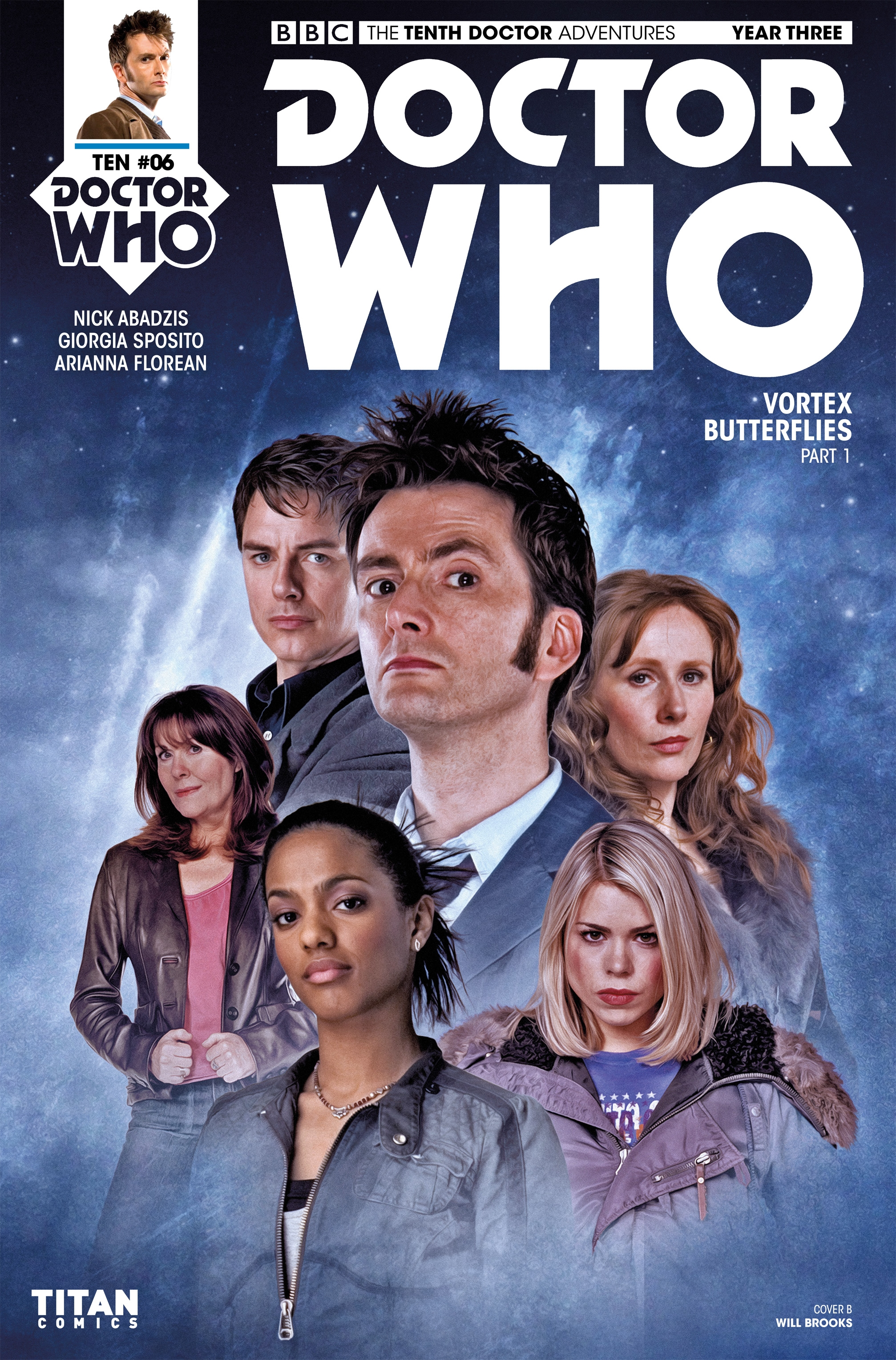 Read online Doctor Who: The Tenth Doctor Year Three comic -  Issue #6 - 2