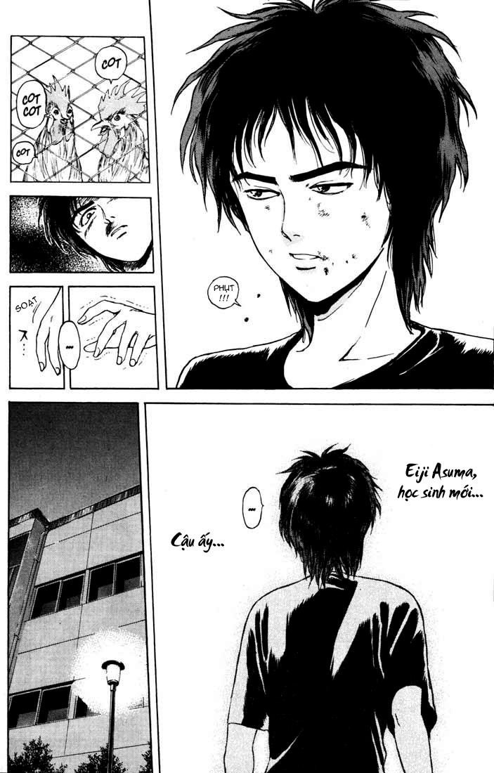 Psychometrer Eiji chapter 57 trang 21