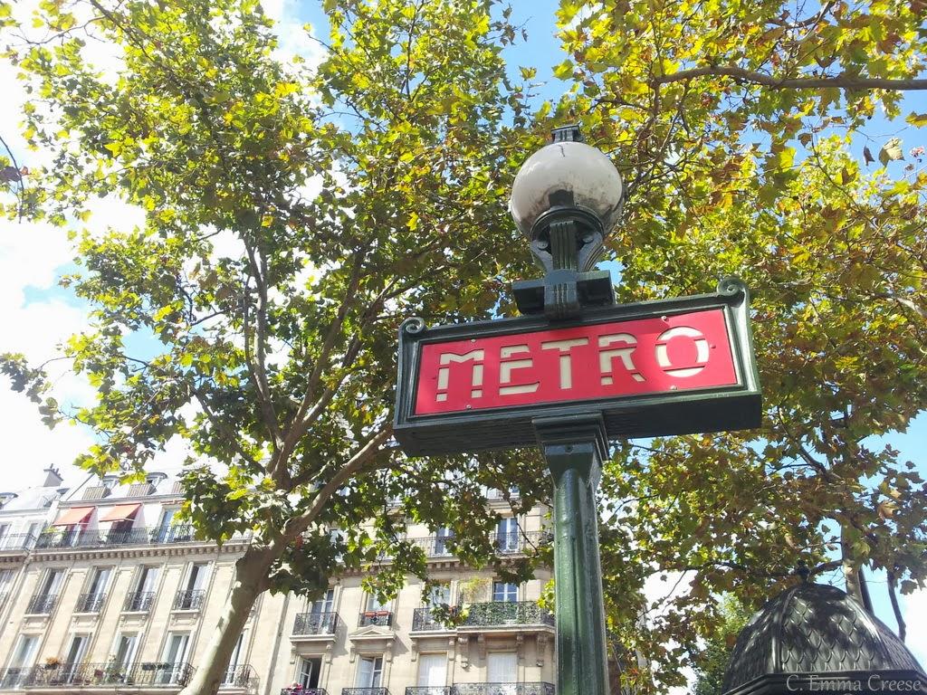 Paris France: Adventures of a London Kiwi