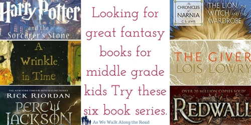 middle school novels