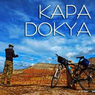 Bisikletle Kapadokya