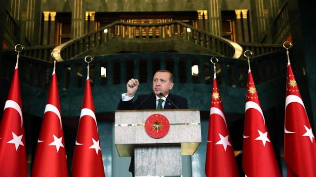 Ύποπτα και σκοτεινά πράγματα στην Τουρκία
