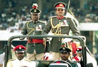 Labaran chikin kasa Nigeria :::   jiya ba yauba Yadda aka sa Buhari cikin mari yayin juyin mulkin da aka yi masa a 1985