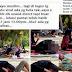 Foto aksi 'panas' gadis melayu bertudung di Teluk Batik tersebar akibat degil