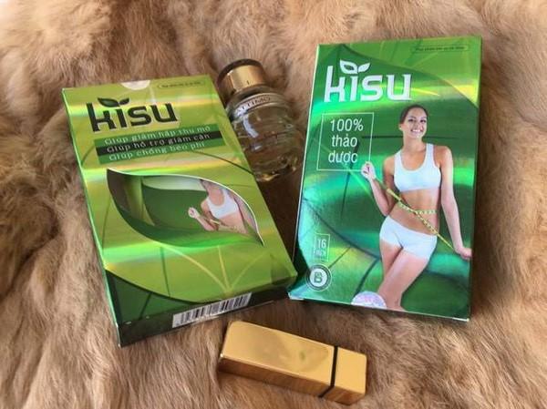 Tạm dừng lưu thông đối với lô sản phẩm bảo vệ sức khỏe KISU