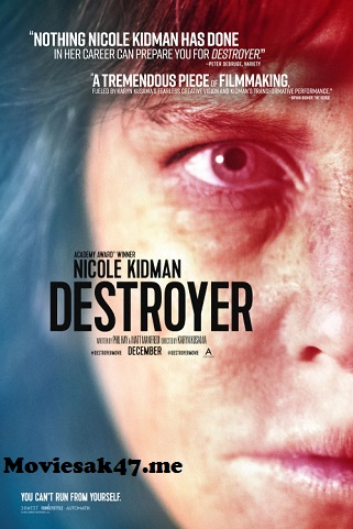 Destroyer (2018) WEB-Dl Full English Movie 480p 720p