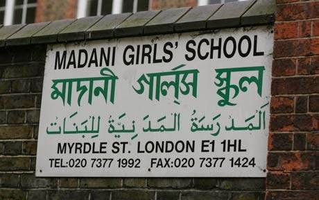 UK: Gove asks Muslim schools to sign code of conduct barring
