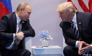 Trump και Putin σχίζουν τα βιβλία με τους κανόνες