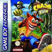 Crash Bandicoot XS:PT/BR