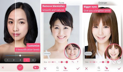Aplikasi BeautyPlus