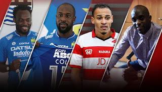 Liga 1 2018 Hapus Status Marquee Player