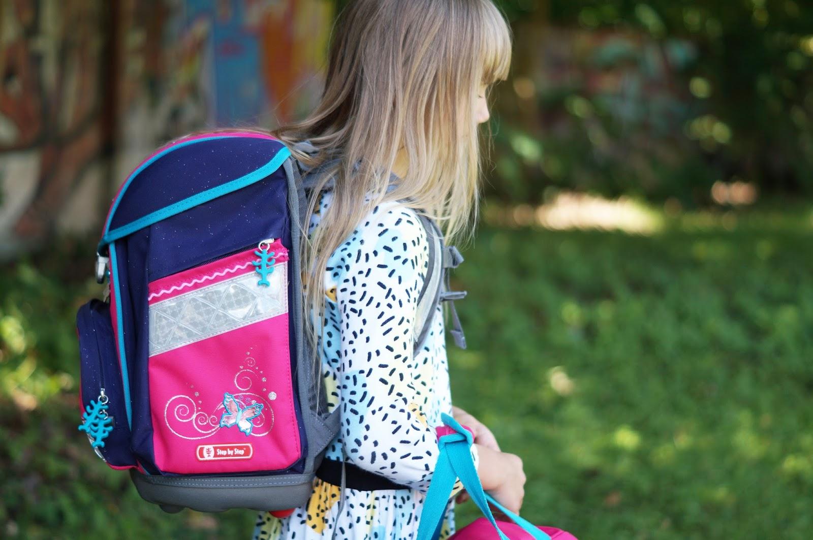 9fd9661ad4815 Step by Step i Coocazoo czyli jaki jest idealny plecak do szkoły