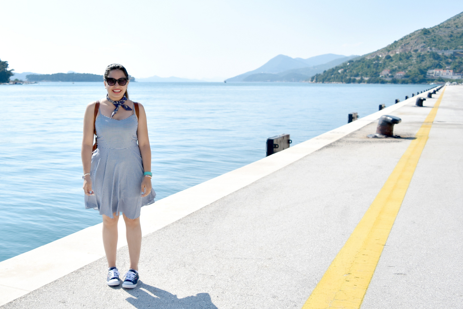 what i wore in Dubrovnik