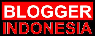 Contoh Logo Blogger Indonesia
