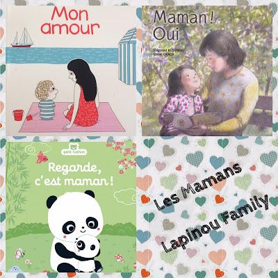 albums sur les mamans