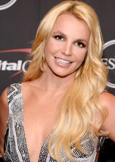 Foto de Britney Spears sonriendo