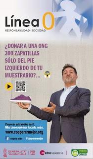 FGV colabora con la Coordinadora Valenciana de ONGD en la campaña 'Cooperar mejor'