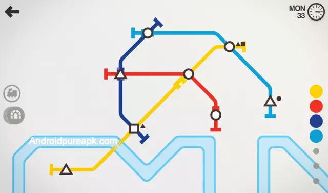 Mini Metro Unlocked Apk