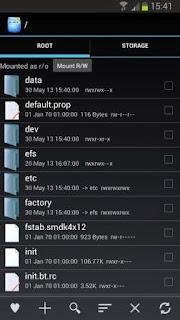 Download Gratis : Root Explorer (File Manager) v3.2 APK