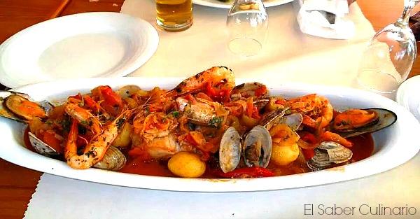 365 formas de cocinar el bacalao en Lisboa