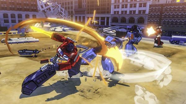 Transformers: Devastation PC Full Español