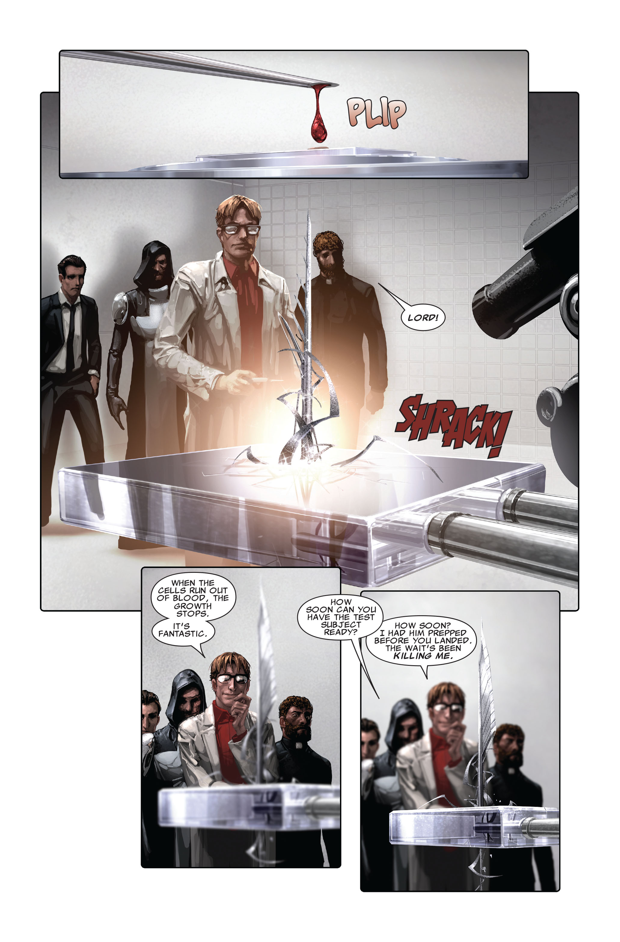 Read online X-Force (2008) comic -  Issue #4 - 17
