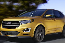 2017 Ford Edge Sport Towing Capacity
