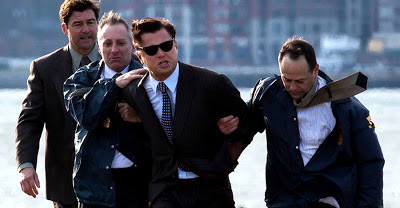 The Wolf Of Wall Street - Leonardo DiCaprio Arrested