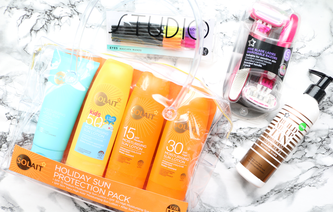 Budget Beauty: What's New At Superdrug (Cruelty-Free Everyday Products)