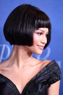 Zendaya Coleman's Bob Hairstyle