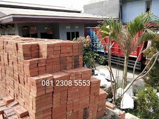 Jual Bata Merah Pres MRH Di Beji Batu Malang Jawa Timur