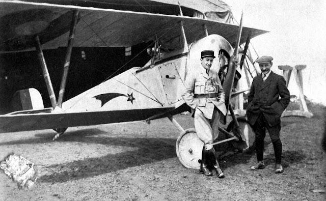 Nieuport 11 Bébé source Wikipédia