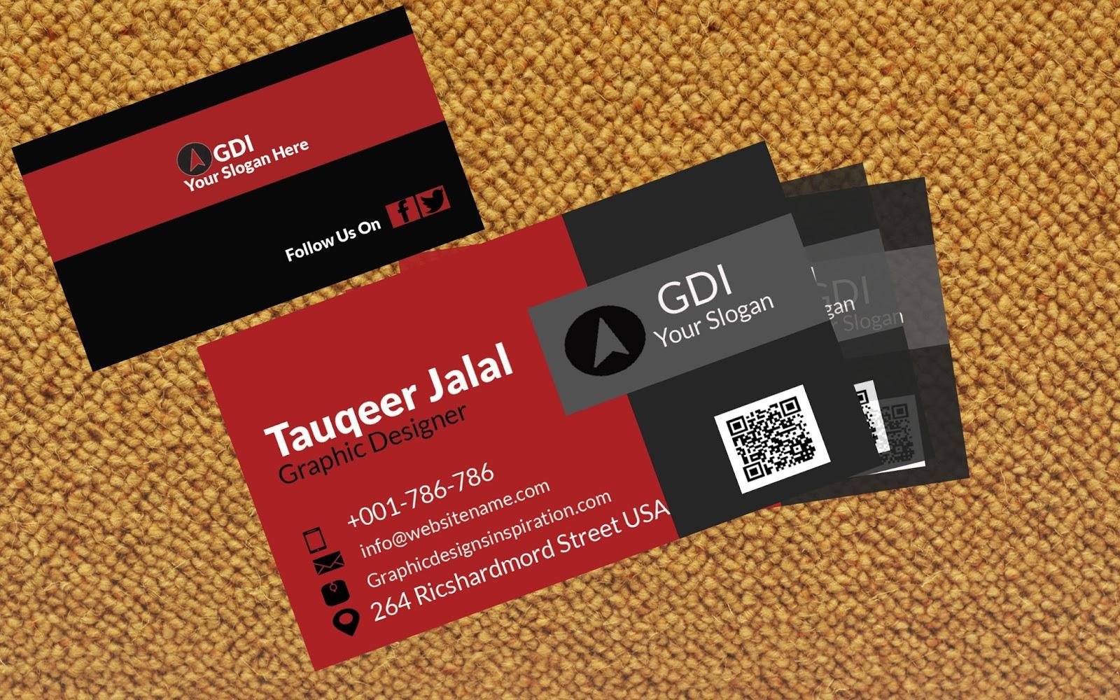 Business Card Design Online - Business Card Tips