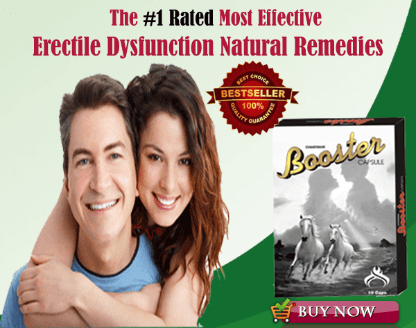 Effective Natural Erectile Dysfunction Remedies