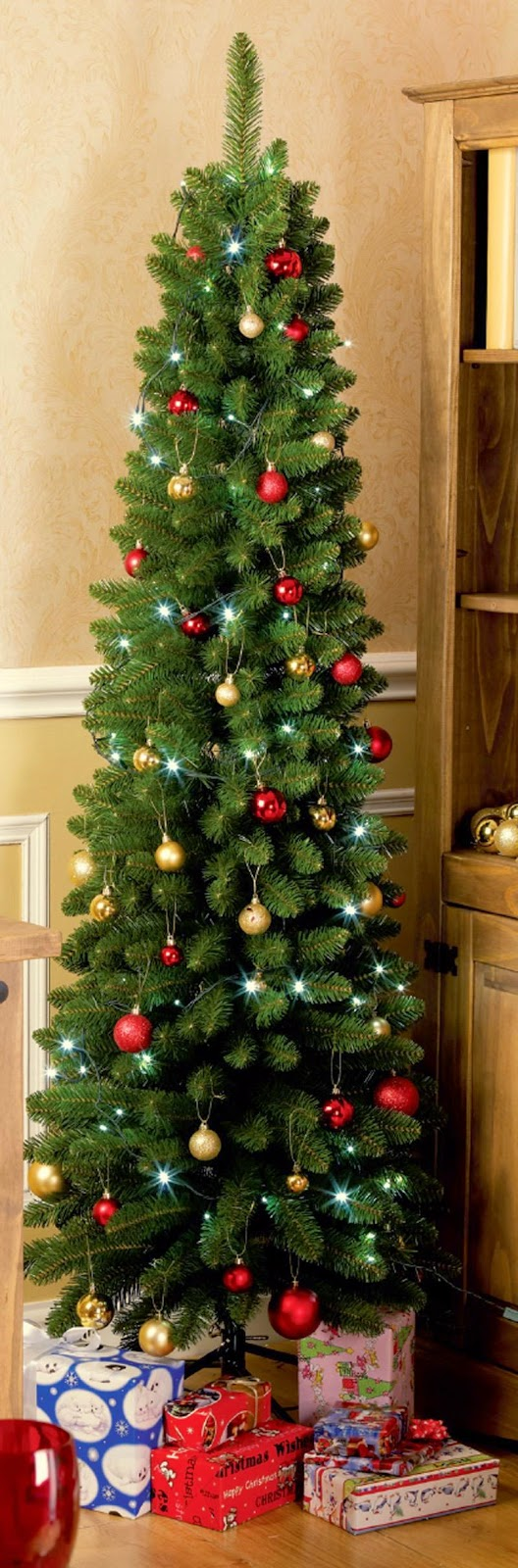 Studio Blog: Christmas Tree Ideas For Small Spaces