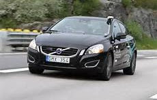Volvo Driverless Vehicle