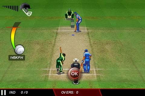 Cricket PC Game