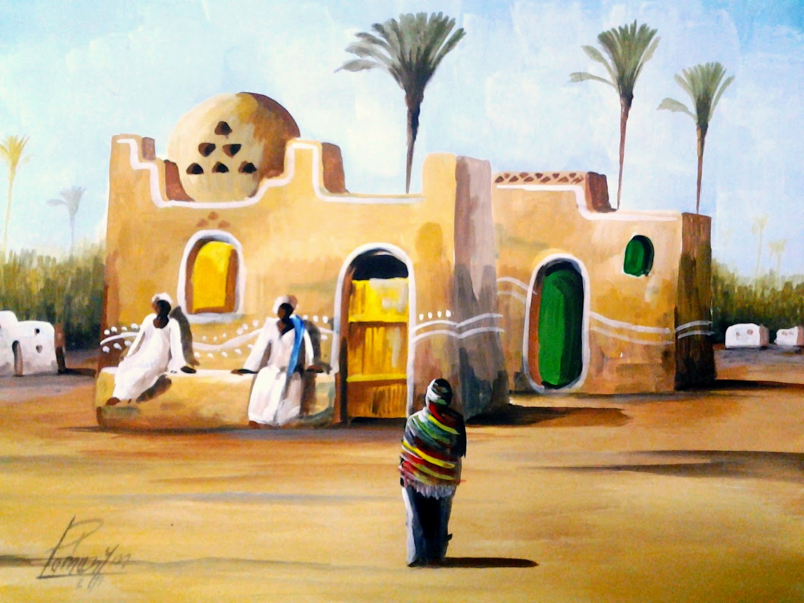 Sara Groves Painting Pictures Of Egypt Chords