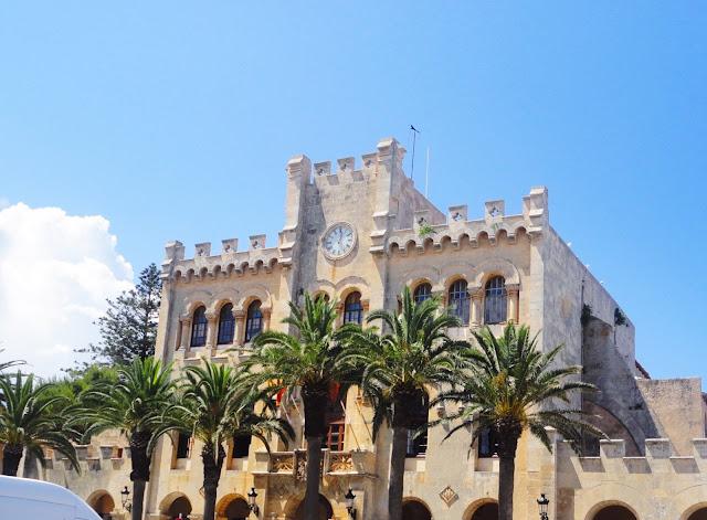 ciutdella town hall