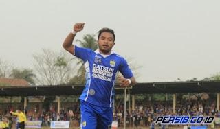 Zulham Zamrun Resmi Kembali Perkuat Persib Bandung