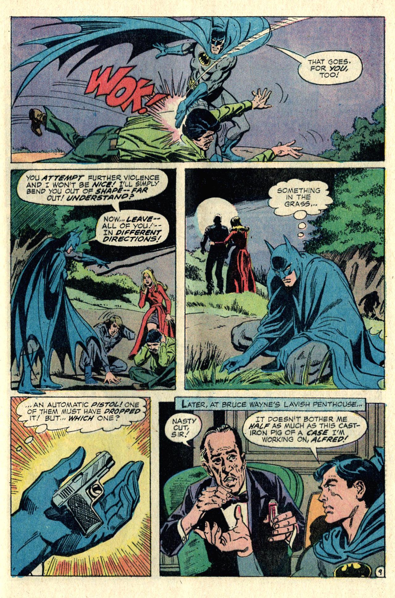 Detective Comics (1937) 425 Page 12