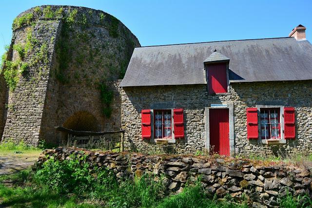maison du chaufournier  Saulges