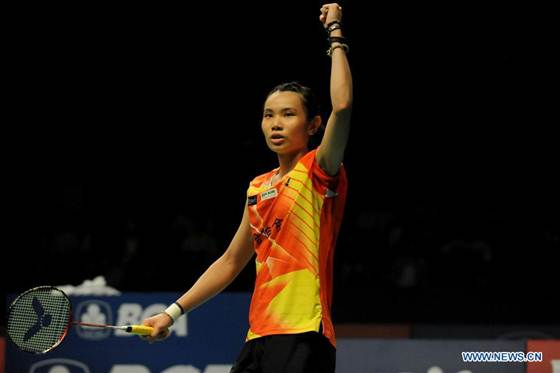 Tai Tzu Ying Indonesia Open 2016