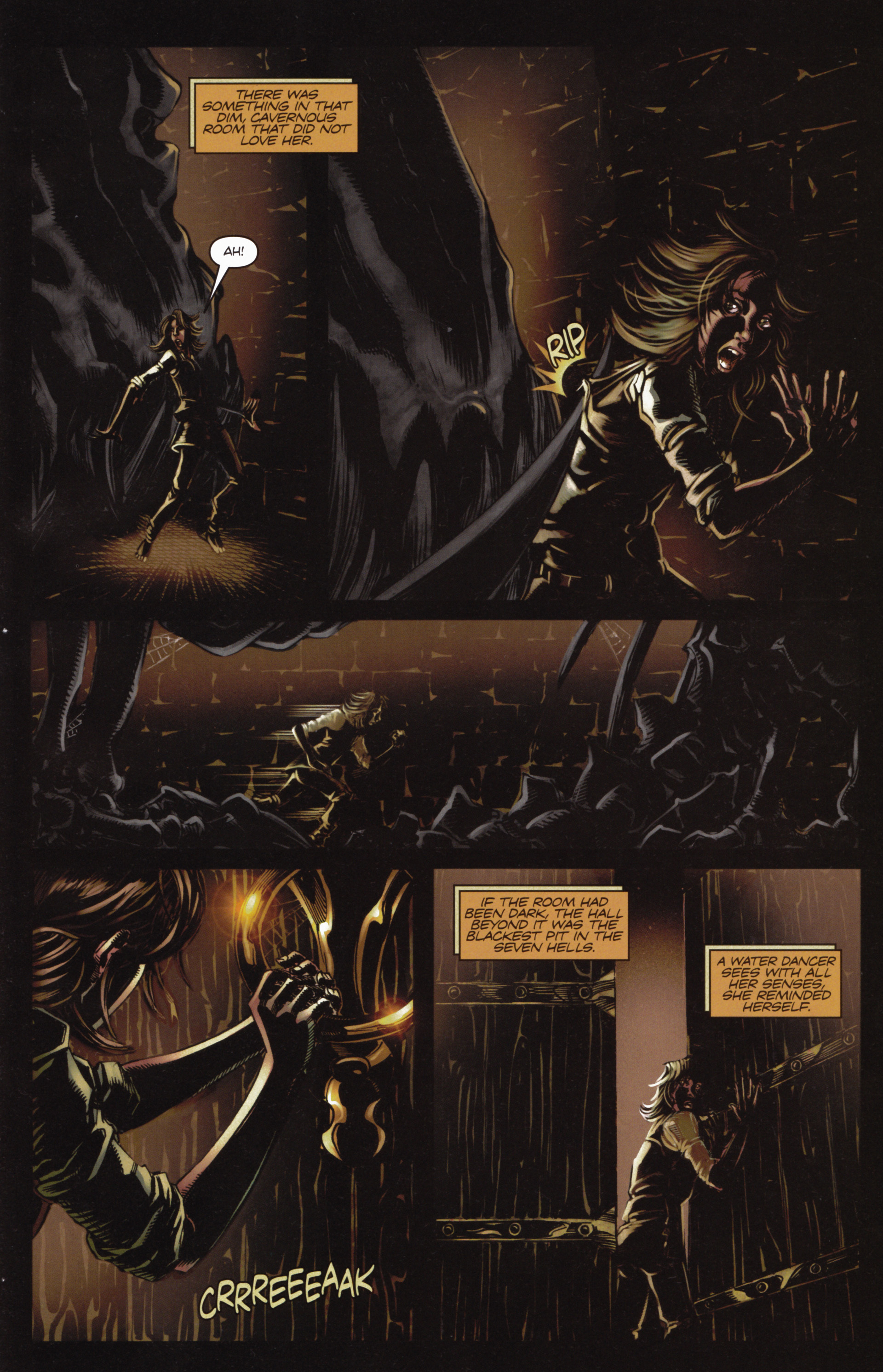 Read online A Game Of Thrones comic -  Issue #10 - 19