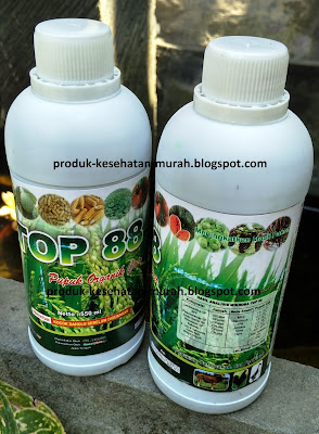 TOP 88 Pupuk Cair Organik / Herbal Untuk PERTANIAN, PERIKANAN DAN PETERNAKAN